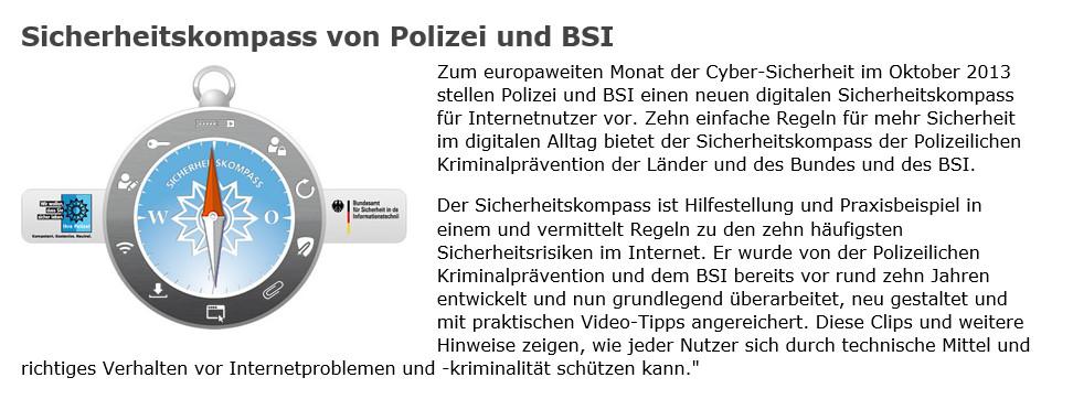BSI-Sicherheitskompass_Startseite